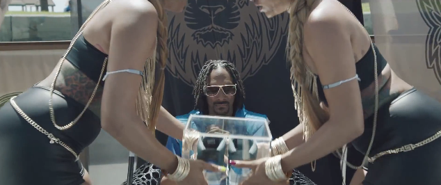 All Hail The King — Snoop Lion is served his new adidas Originals Hard Court Defenders in Latest Foot Locker Ad