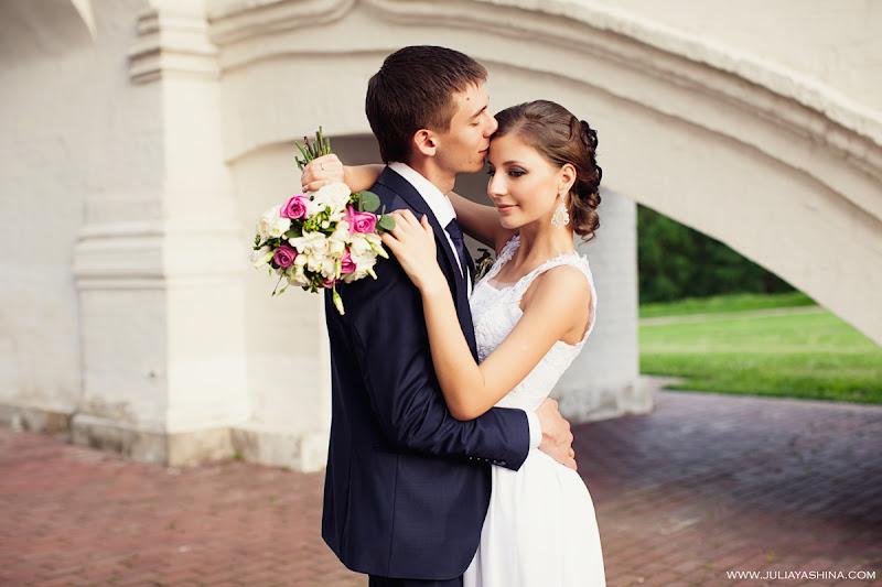 Начало свадебного дня