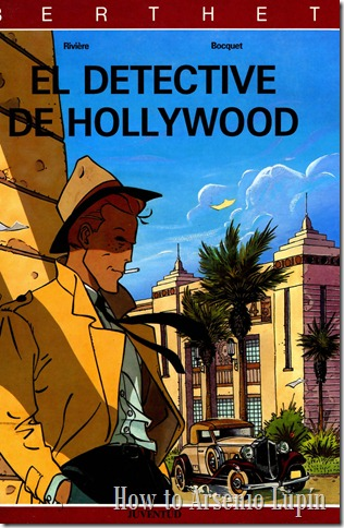 P00001 - El detective de Hollywood
