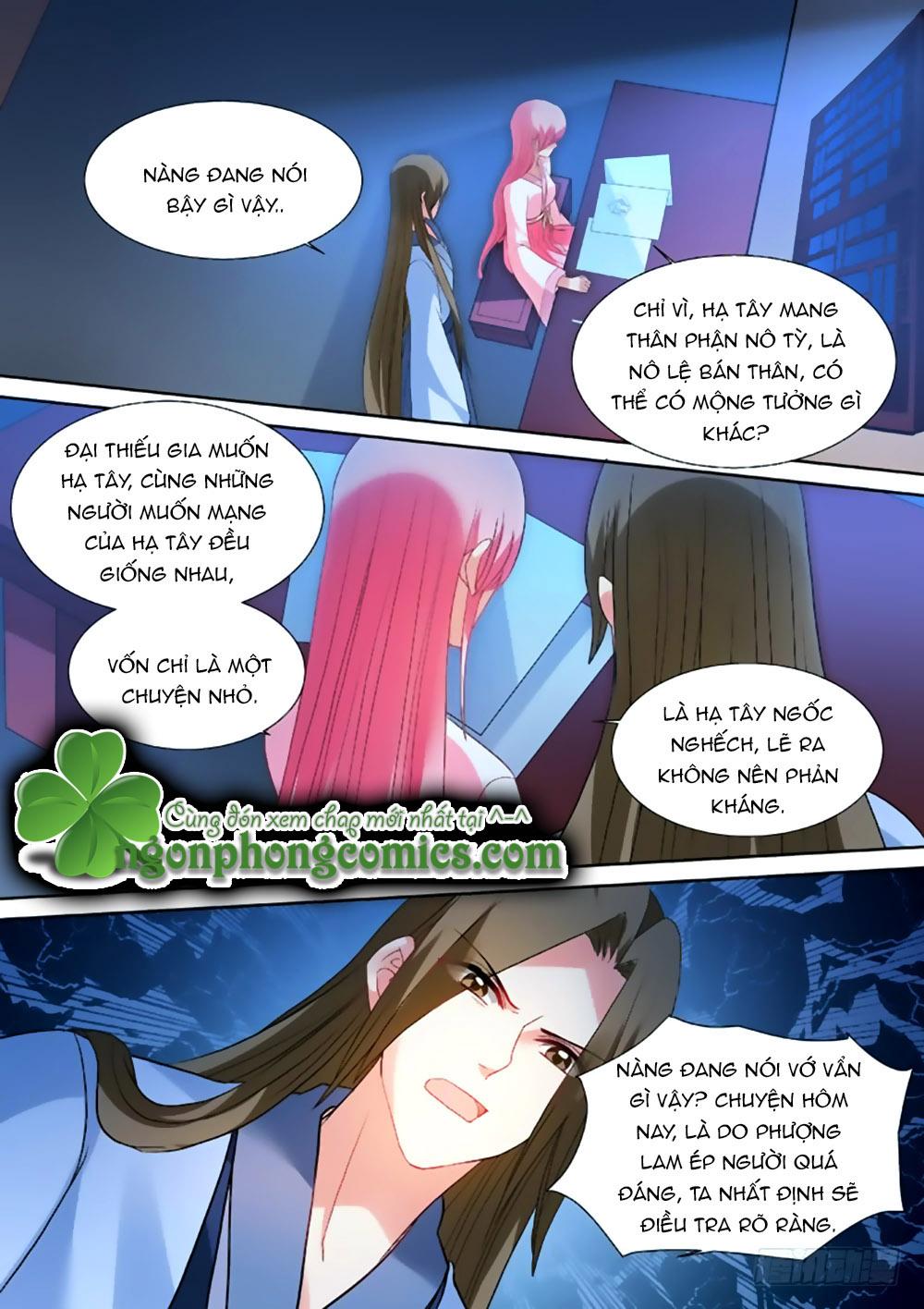 Hệ Thống Chế Tạo Nữ Thần chap 77 - Trang 9