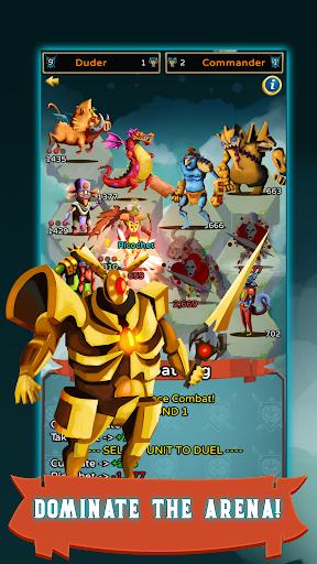 TopCog's Duel Arena - Hero Battle Game 1.0.8 screenshots 5