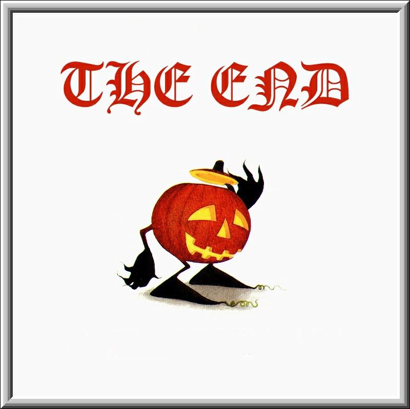 End Of Halloween, Scary Halloween
