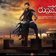 Rudhramadevi New Posters