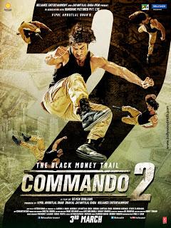 Image result for Commando 2 (2017) ျမန္မာစာတန္းထိုး