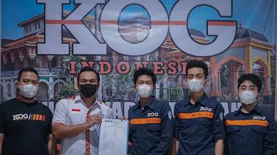 Fachrozi Terpilih Ketua KOG Medan