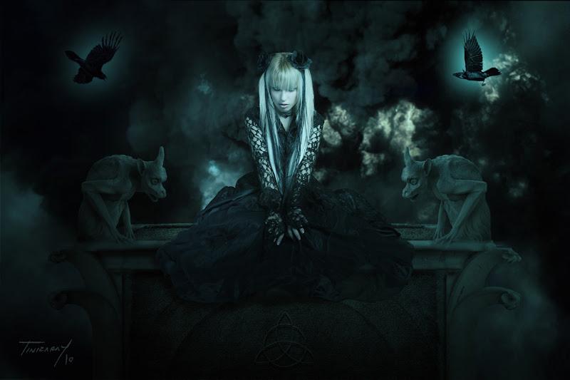 Tireless Loneliness, Gothic Girls
