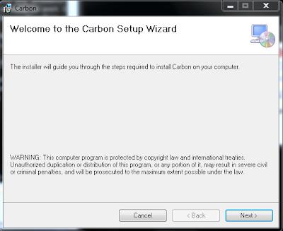 Carbon Backup 5