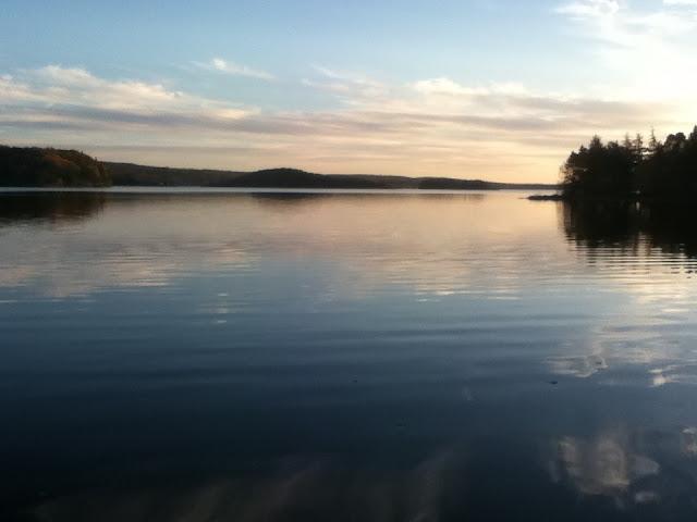 Mira River, Nova Scotia, Canada [960×720] [OC]