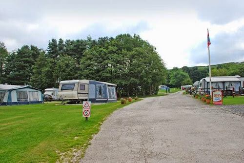 Bakewell Camping and Caravanning Club Site at Bakewell Camping and Caravanning Club Site