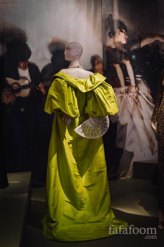 Oscar de la Renta, Custom evening coat, 2012.