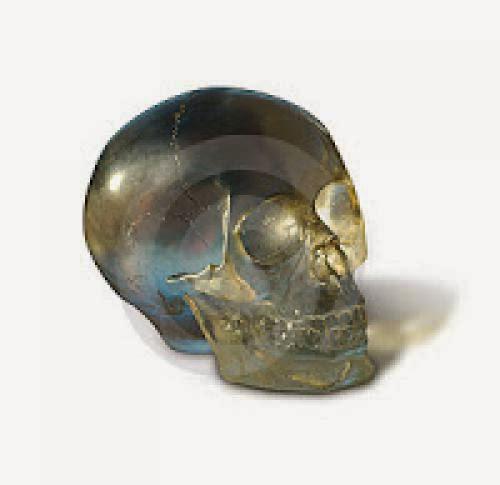 Maurice Vlsits Max The Crystal Skull