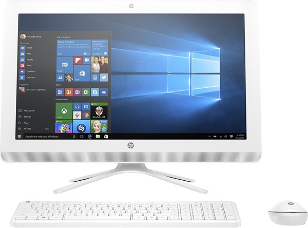 HP All-in-One 22-B304NS