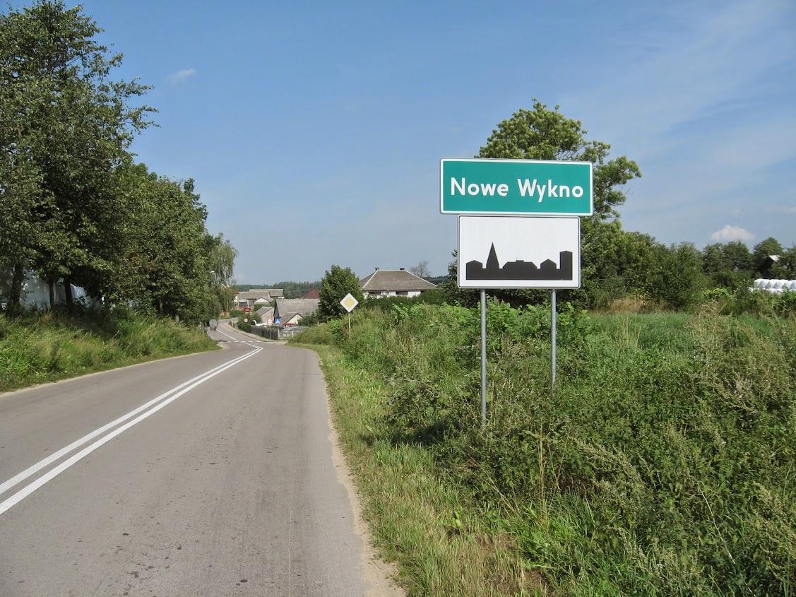 Nowe Wykno, Podlasie