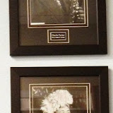 Newest addition to the Jazz Room at downtown West Florida Public Library are three photos by photographer William Gottlieb. They are: Charlie Parker, Ella Fitzgerald and Duke Ellington. These photos are gifts to the Jazz Society by late William Gottlieb. He was writer for Washington Post from 1935 to 1947 with a couple of years out to fight in WWII.