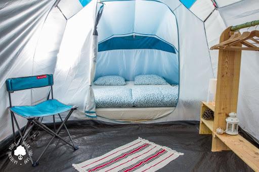 Tente Deluxe