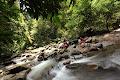 Fast flowing river in the Garden of Eden | photo © Robbie Shone