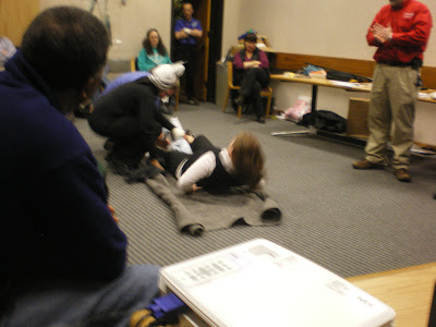 Litter Training 2009