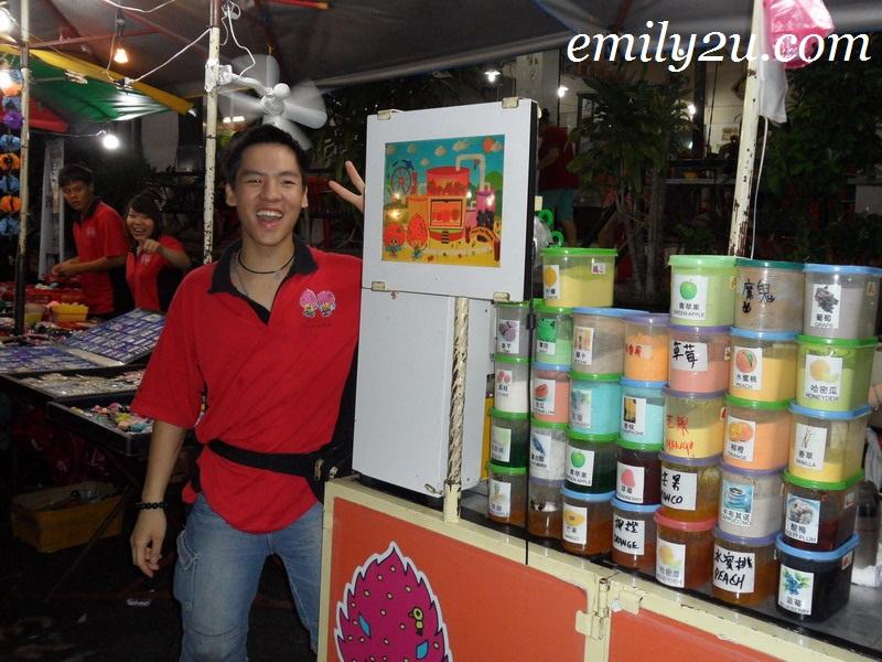 Pasar Malam (Night Market) @ Taman SPPK