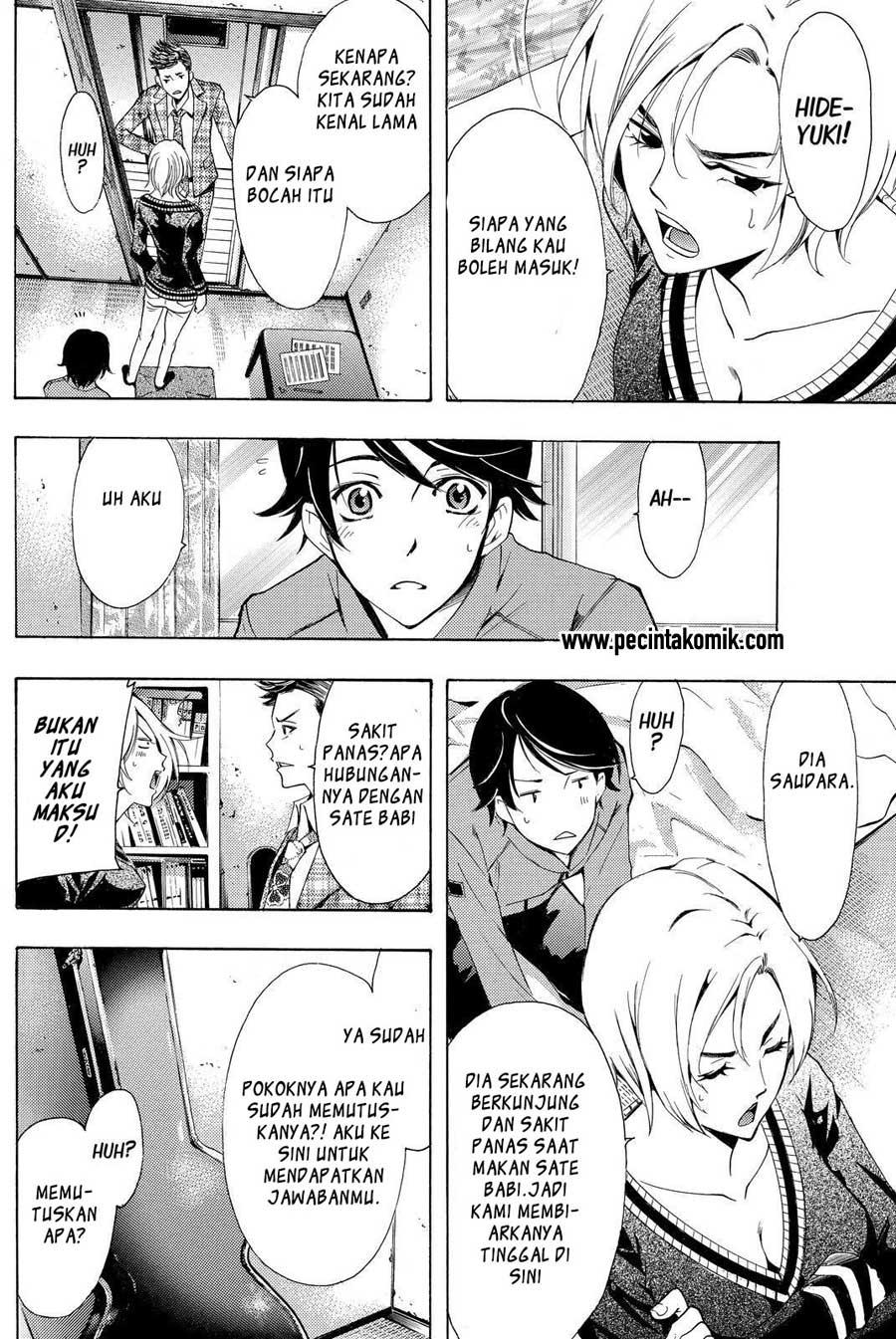 Fuuka Chapter 129-13