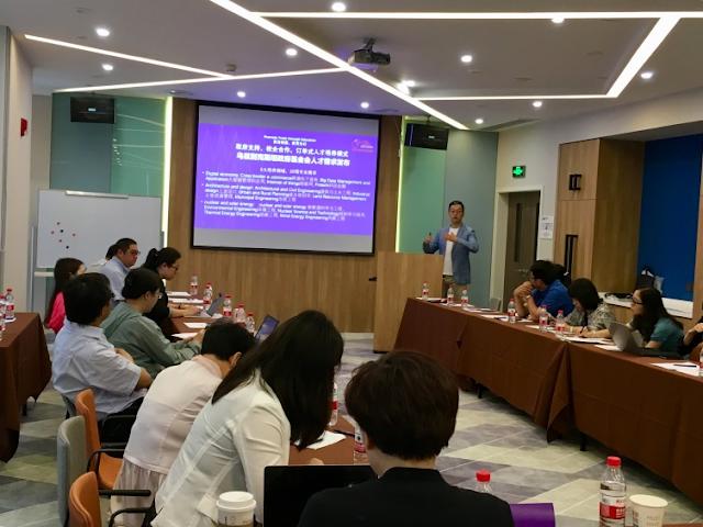 留学中国预科教育联盟常务副会长周涌先生