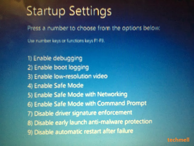 Disable Driver Signature in Win 8.1