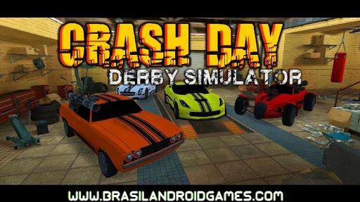 Crash Day : Derby Simulator Imagem do Jogo