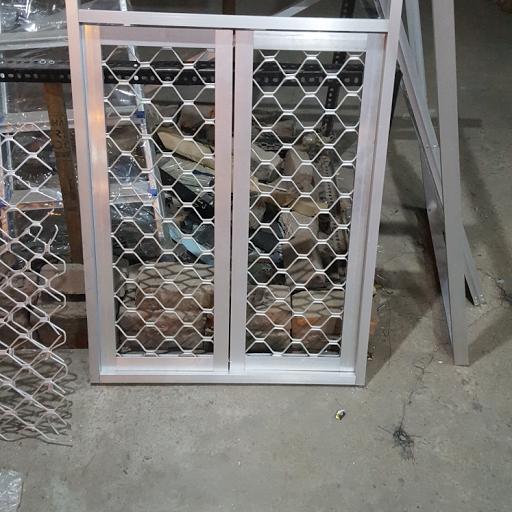 Arsh Glass House Aluminium Work Toughened Glass Aluminium Door