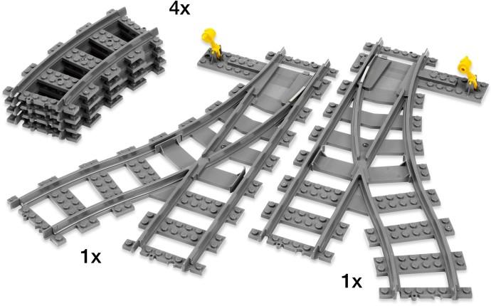 Contenido de Lego® 7895 Puntos