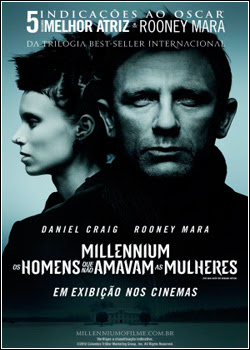 Baixar Millenium – Os Homens Que Não Amavam As Mulheres BDRip Dual Áudio + RMVB Dublado
