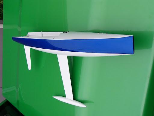 2011 Dibley designed DM2-IOM Radio Controlled Yacht