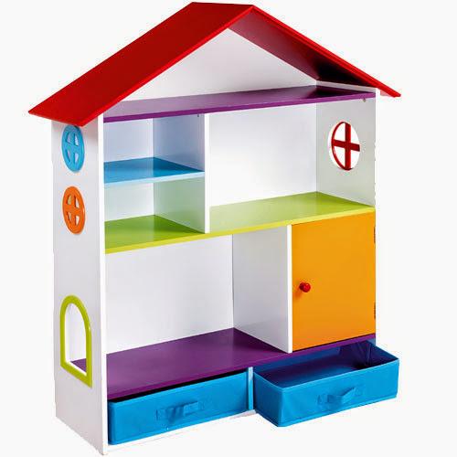 rangements pour livres d 39 enfant. Black Bedroom Furniture Sets. Home Design Ideas