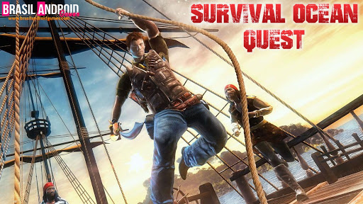 Download Survival Ocean Quest v1.1 APK MOD - Jogos Android