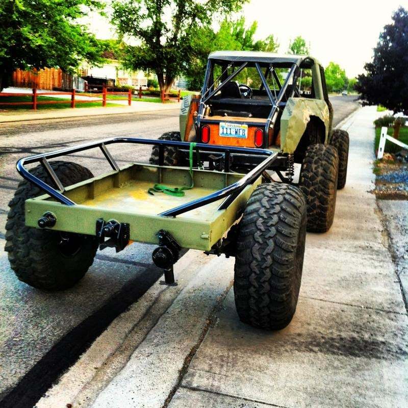 wanted offroad trailer or the parts to build one rme4x4 com