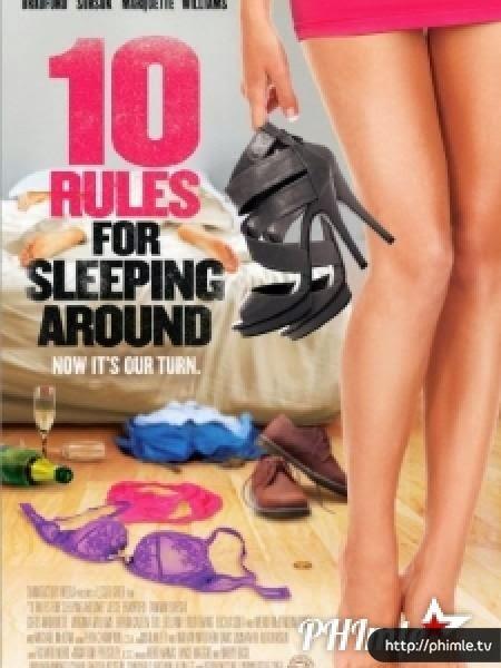 Phim 10 điều luật khi qua đêm - 10 Rules for Sleeping Around - VietSub