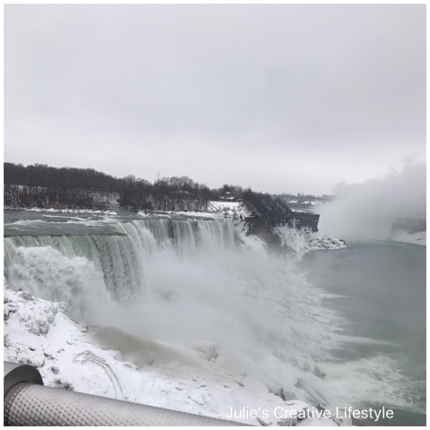 niagara falls at Julie's Creative Lifestyle