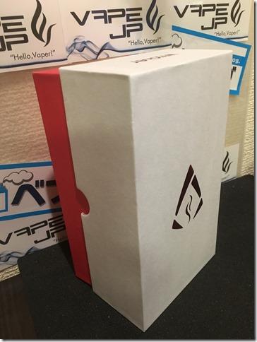 IMG 8705 thumb1 - 【見た目重視!ステルス系フルメタルMOD】「Rofvape Witcher Box Mod 75W TC(ロフベイプ・ウィッチャー)」【レビュー】~これじゃなきゃダメなの(*'∀'*)?編~