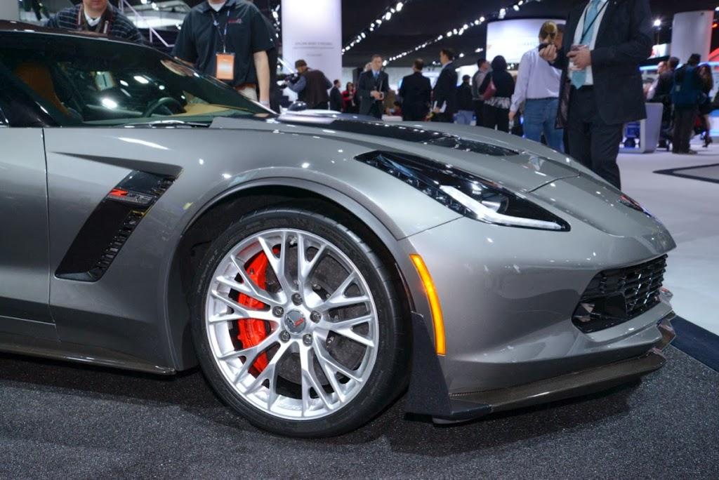 2015 Chevrolet Corvette Z06 2