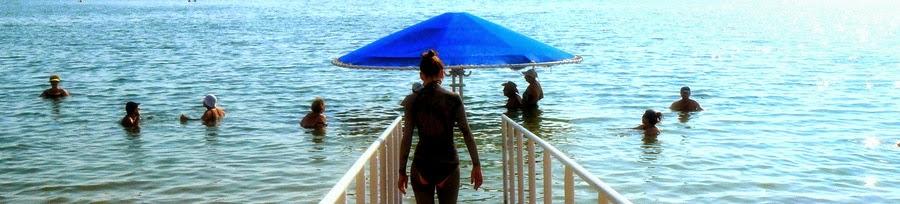 Экскурсия Мертвое море для Вас. Гид в Израиле Светлана Фиалкова