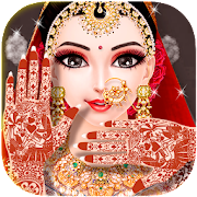 Royal Indian Wedding Rituals and Makeover Part 1‏