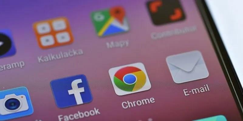 روابط معاينة Chrome Android مميزة