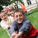 Motocyklowe zakonczenie wakacji - akcja QoR w Domu Dziecka w Miechowie