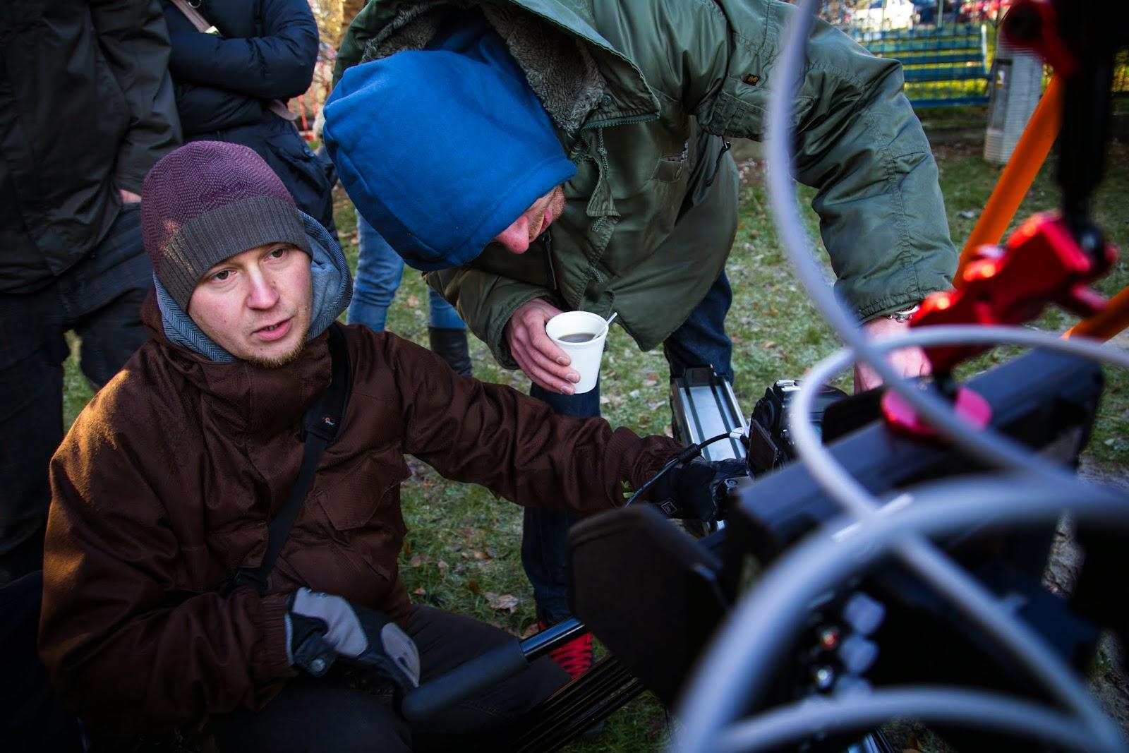 Relacja Making-off- realizacja spotu kampanii MHD 2014  autor zdjęć: Jakub Sztuk