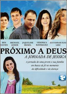 10 Próximo a Deus: A Jornada de Jéssica   DVDrip   Dual Áudio