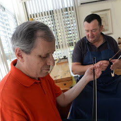 VIOLIN AND BOW-MAKING ATELIER