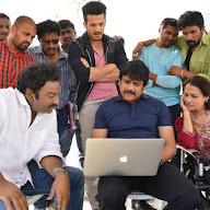 Akhil Movie New Working Stills