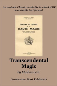 Cover of Eliphas Levi's Book The Doctrine Of Transcendental Magic