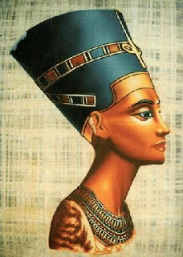 Ancient Egyptian Makeup