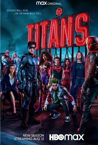 Titans Season 3 Complete Download 480p & 720p All Episode