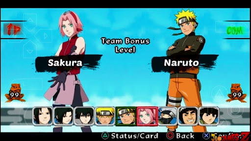 SAIUU!! NEW NARUTO STORM 2 (MOD) NARUTO IMPACT PARA ANDROID PPSSPP (DOWNLOAD) 2019
