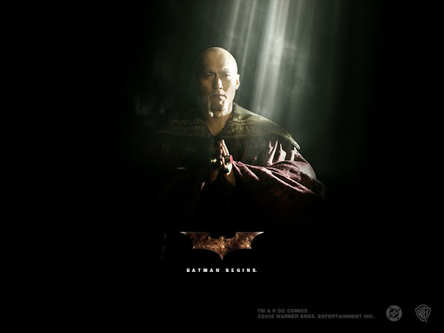 Batman Begins Ken Watanabe as Ra's Al Ghul